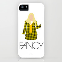Fancy // Iggy Azalea / Clueless iPhone & iPod Case by Lukas Emory
