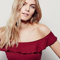 Free People Tiny Flounces Cami