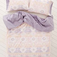 Plum & Bow Summer Kilim Duvet Cover