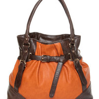 Melie Bianco Loretta Tote - Orange Purse - $88.00