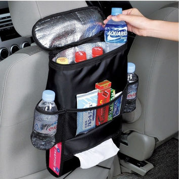 Home Food Beverage Storage Organization nsulated Container Basket Picnic Lunch Dinner bag Ice pack Cooler Camping item product