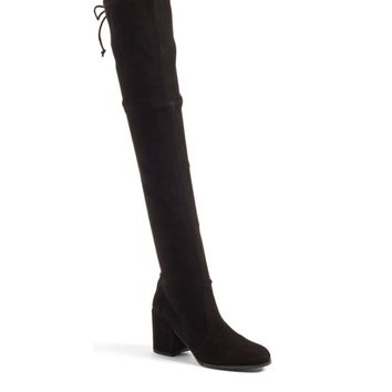 Stuart Weitzman Tieland Over the Knee Boot (Women) | Nordstrom