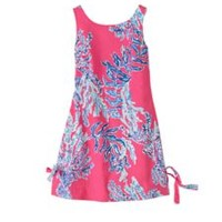 Girls Little Delia Dress - Lilly Pulitzer