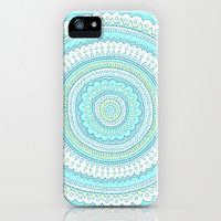 Dreamy Carousel iPhone & iPod Case by Anita Ivancenko