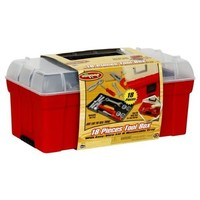 My First Craftsman Toy Toolbox with Plastic Tools