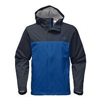 Men's Venture 2 Jacket in Turkish Sea & Urban Navy by The North Face - FINAL SALE