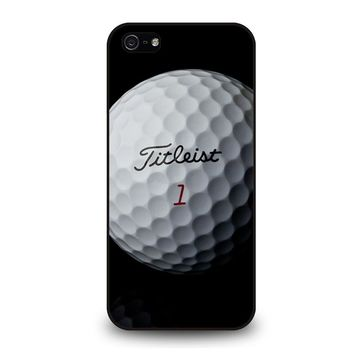 TITLEIST GOLF iPhone 5 / 5S / SE Case Cover