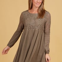 Altar'd State Salerno Dress