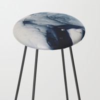 Lonely Life Counter Stool by duckyb