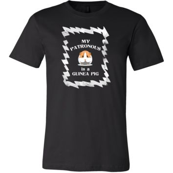 My Patronous is a  Guinea Pig Animal Pet Lover T-Shirt