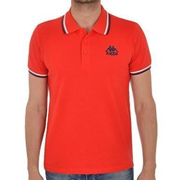 auguau Kappa Sports Mens Casual Polo Shirt