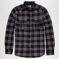 FOX Lou Mens Flannel Shirt