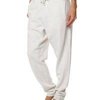 BILLABONG ESSENTIAL TRACKIE - SILVER MARLE