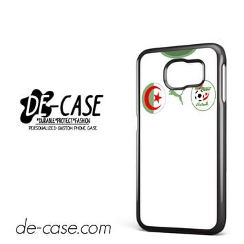 Algeria Soccer Jersey DEAL-482 Samsung Phonecase Cover For Samsung Galaxy S6 / S6 Edge / S6 Edge Plus