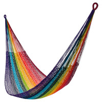 Rainbow Rope Hammock, Outdoor Hammocks