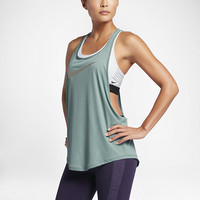 The Nike Women's Training Tank.