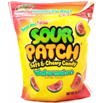 Sour Patch Watermelon Slices Candy: 30-Ounce Bag