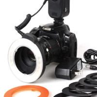 Ring Light Universal Camera DSLR fits all Lens - SCFC150 CLOSEOUT