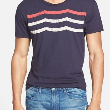 Men's Sol Angeles 'Naval Waves' Graphic T-Shirt,