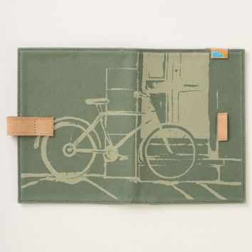 Bicycle Canvas Journal