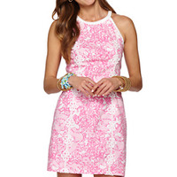 Pearl Halter Shift Dress - Lilly Pulitzer
