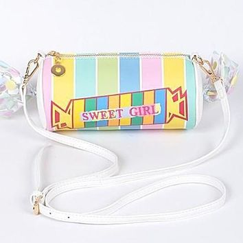 Sweet Girl Candy Clutch Purse