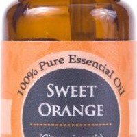 Sweet Orange 100% Pure Therapeutic Grade Essential Oil by Edens Garden- 10 ml