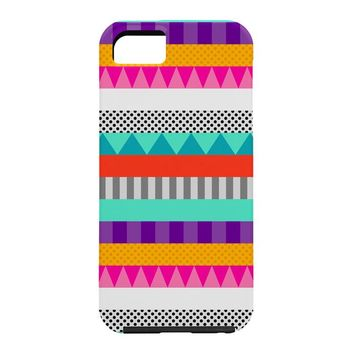 Elisabeth Fredriksson Happy Stripes 2 Cell Phone Case