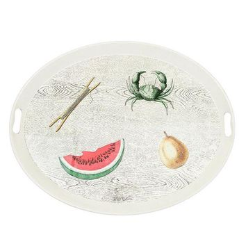 DCCKIN3 Fornasetti printed tray
