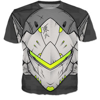 Overwatch Genji T-shirt