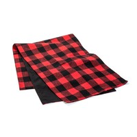 96 IN NEW RED BUFFALO CHECK RUNNER