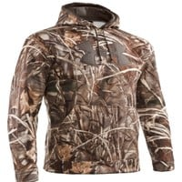 Under Armour Camo Big Logo Hoodie - Prior Year - Dick's Sporting Goods