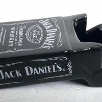 Jack Daniels Ceramic Ashtray Advertising Jack Daniels Cigarettes Pack Shape Ashtray Ceramic New Boxed