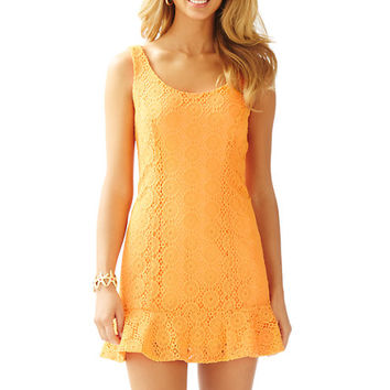 Sevilla Crochet Lace Dress - Lilly Pulitzer