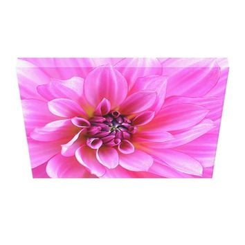 Pink Pleasure Canvas Print