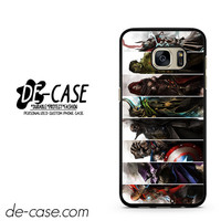Marvel The Avangers Art Of Game DEAL-6960 Samsung Phonecase Cover For Samsung Galaxy S7 / S7 Edge