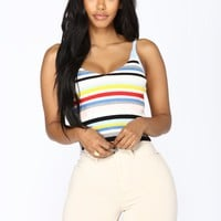 Show Your Lovin' Top - Multi Color