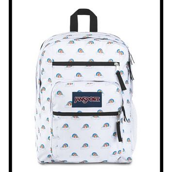 JanSport - Big Student Rainbows Print Backpack