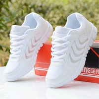 Women Sneakers Breathable Sport Shoes