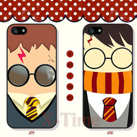 Harry Potter, iPhone 5 case iPhone 5c case iPhone 5s case iPhone 4 case iPhone 4s case, Samsung Galaxy S3 \S4 Case--X13