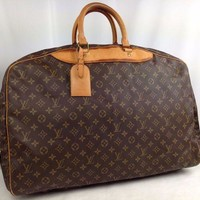 DCCKHI2 Louis Vuitton Monogram Alize 1 Poche Travel Bag Suitcase 5k170120p