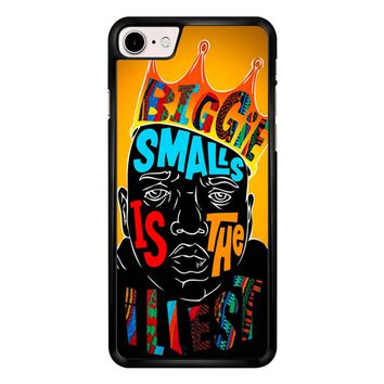 47 Plus Notorious Big  iPhone 7 Case