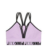 Cool & Comfy Strappy Unlined Bralette - PINK - Victoria's Secret
