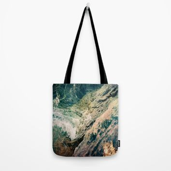 Relentless Tote Bag by Faded  Photos
