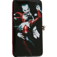 DC Comics Harley Quinn Kisslock Wallet
