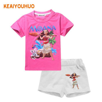 Disney 2 pcs set Childrens Clothing Sets