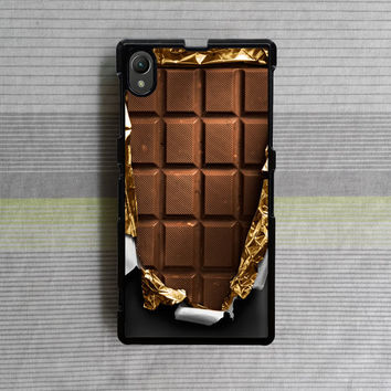 Sony Xperia Z case , Sony Xperia Z1 case , Sony Xperia Z2 case , Chocolate