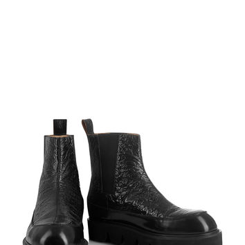 AW15 'Uptown Urchins' Black Chelsea Boots