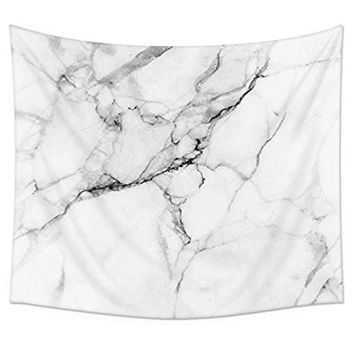 Marble Tapestry Wall Tapestry Wall Hanging Tapestries for Bedroom Living Room Dorm Handicrafts Beach Cover Up Curtain Home Decor Tapestries Bedspread(59.1''×82.7'', Marble)