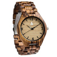All Zebrawood Nova